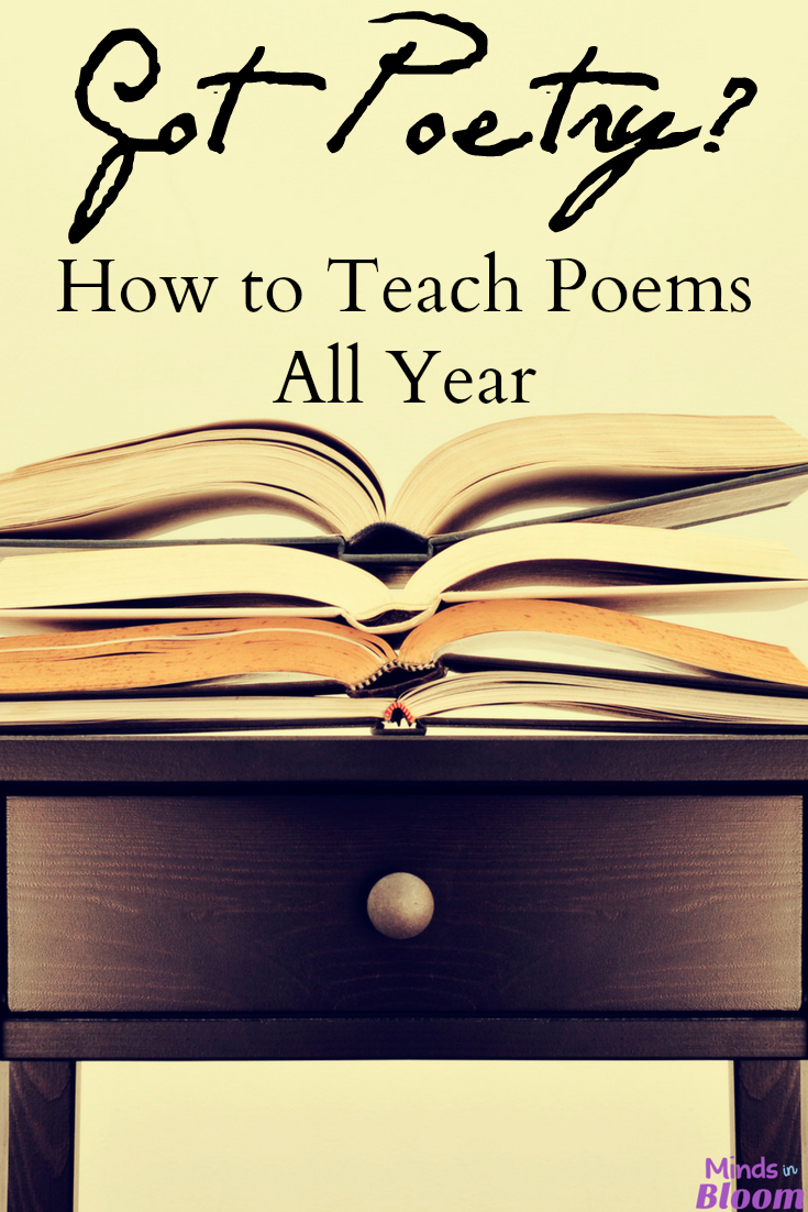 Translations Into Italian: Got Poetry? How To Teach Poems All Year