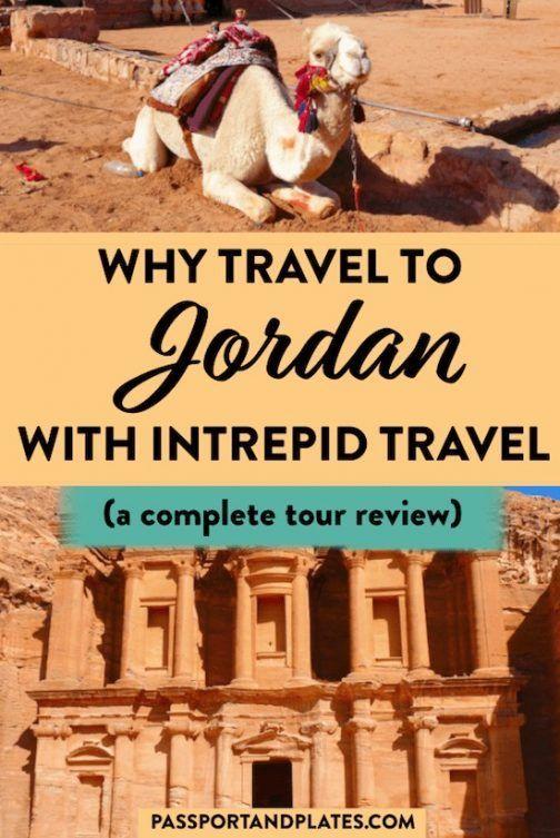 Exploring Jordan with Intrepid Travel: A Review #traveltojordan