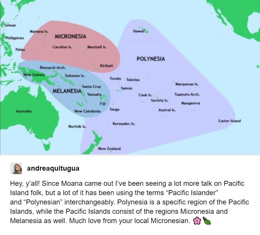 Yup! Pacific island, polynesia, map Fun facts, The more
