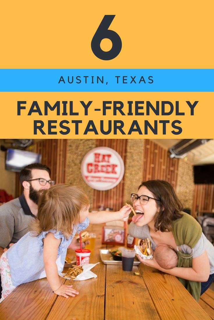 Family Friendly Restaurants In Austin