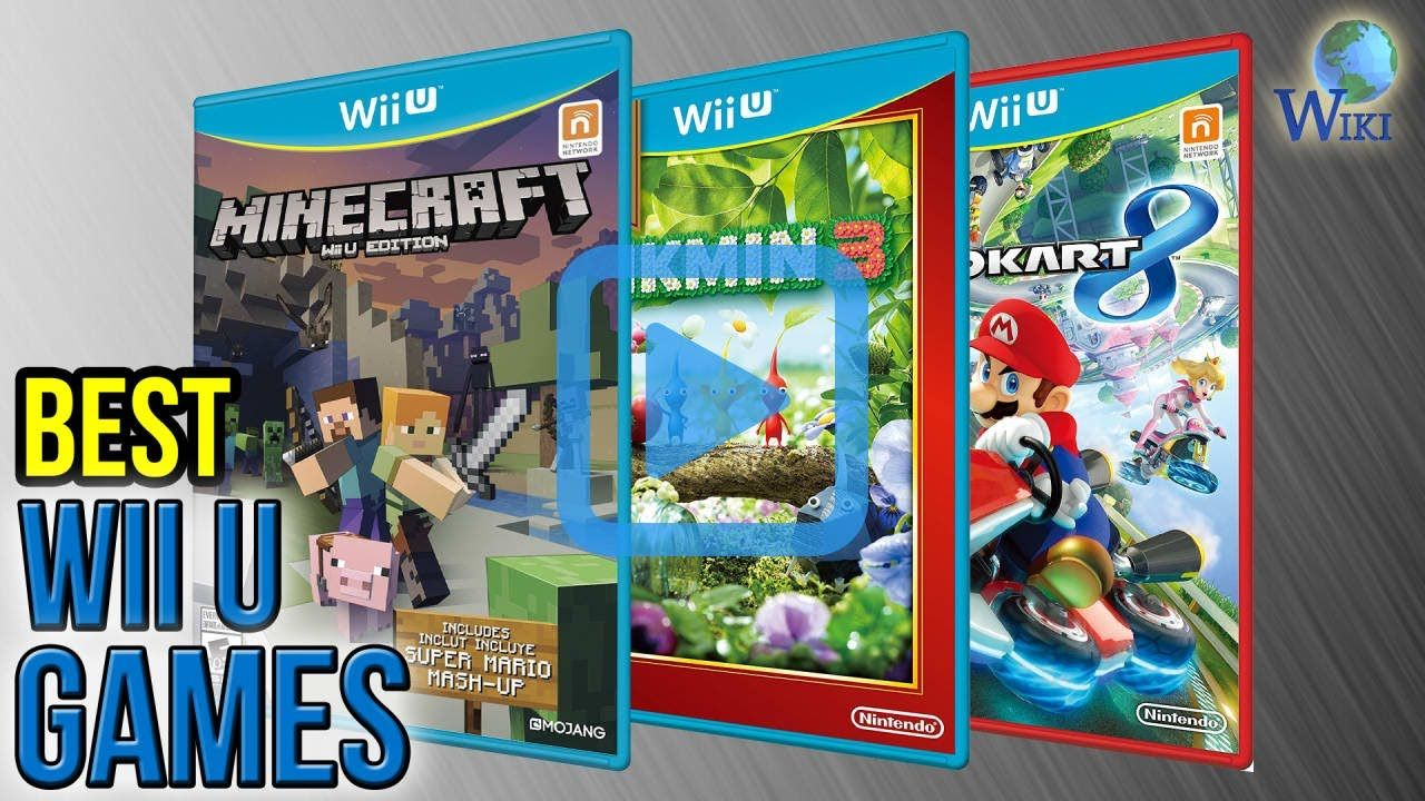 Allmature games for the wii