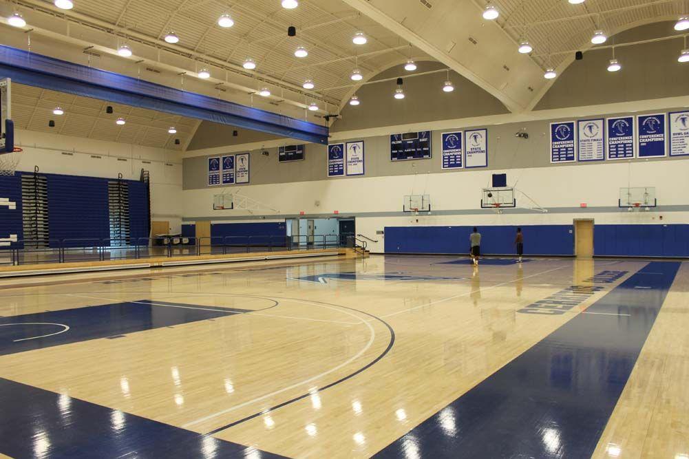Cerritos College Gymnasium Seismic Upgrade Renovation Gymnasium Architecture Seismic College