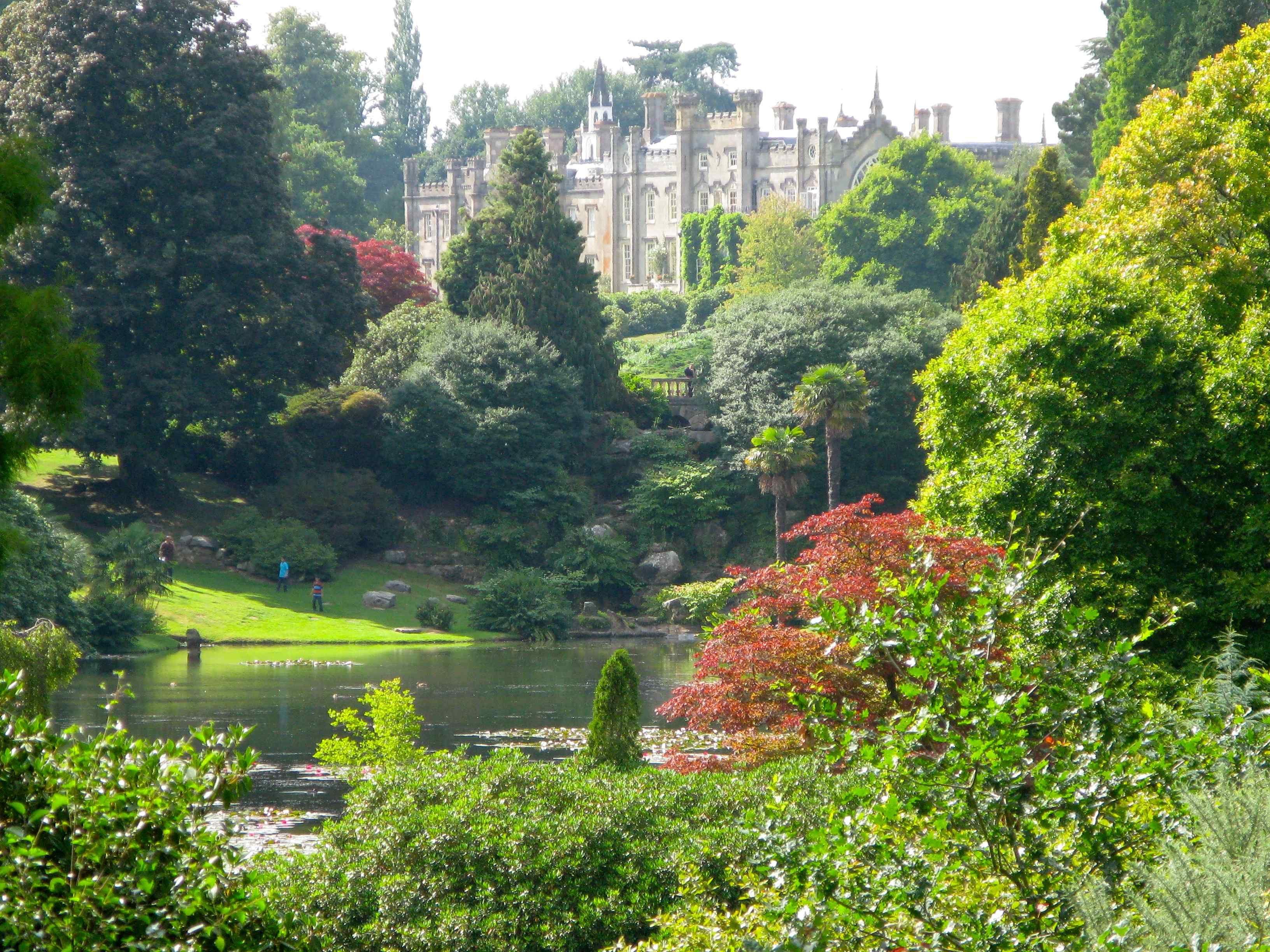 Capability Brown Sheffield Park English Landscape Garden Sheffield Park Dream Garden