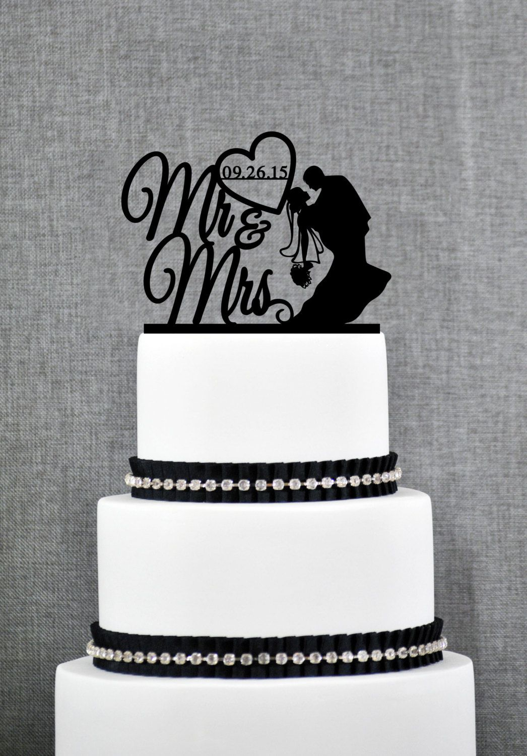 New to chicagofactory on etsy mr and mrs silhouette couple with