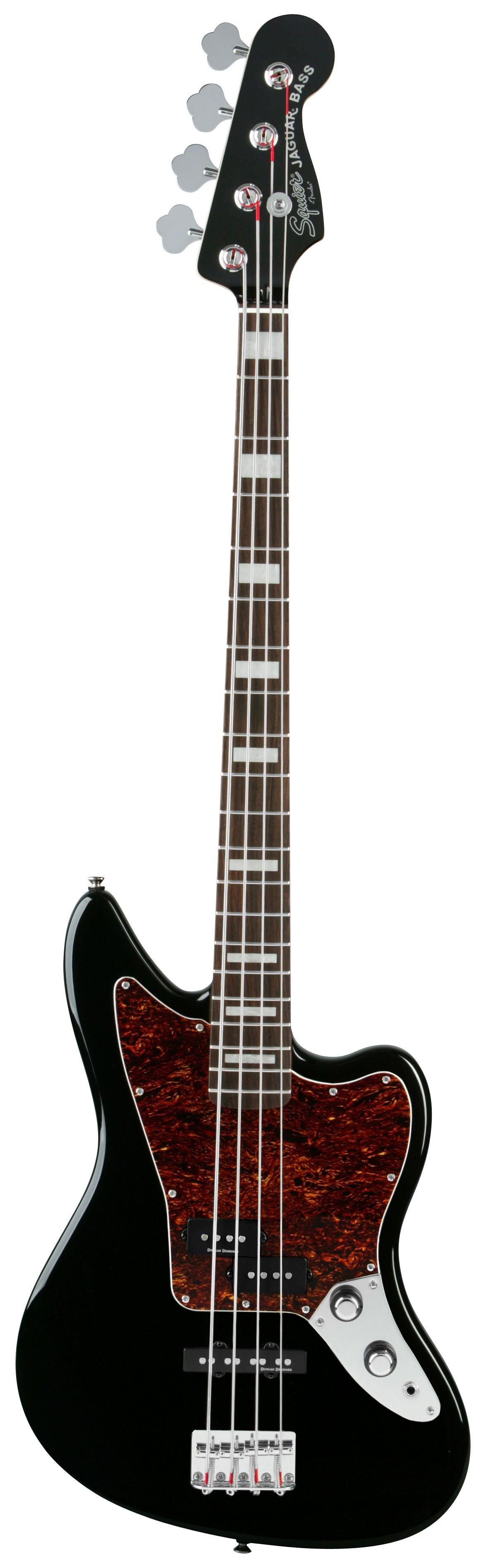 Squier Vintage Modified Jaguar Electric Bass Guitar Fender Bass Guitar Squier