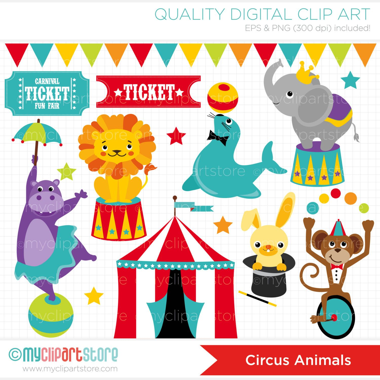 hight resolution of free circus clip art borders google search