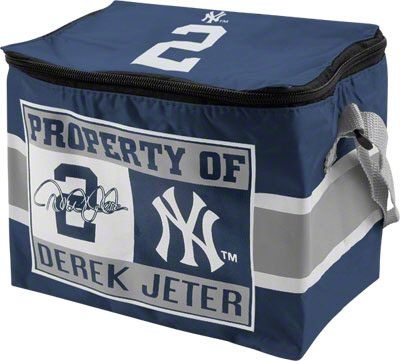 Derek Jeter Lunch Bag