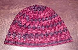 Ravelry: Wendy's Cluster Hat pattern by i love, therefore i craft