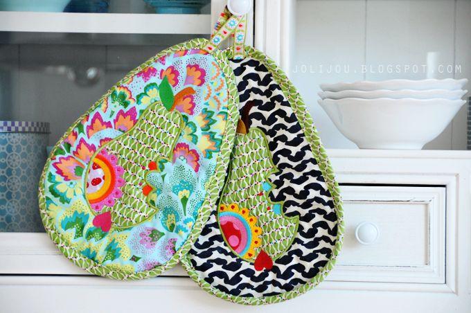 jolijou: DIY | ToDo | Pinterest | Sewing art, Potholders and Sewing ...