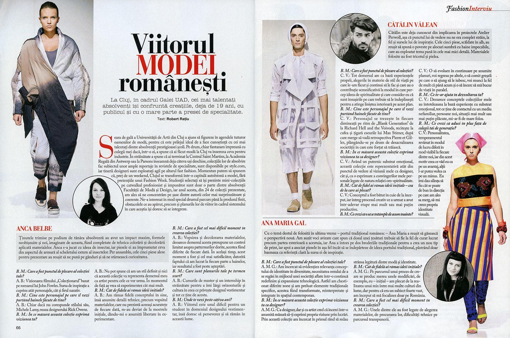Gala UAD 2013 - Beau Monde Magazine (September 2013) - 2/3