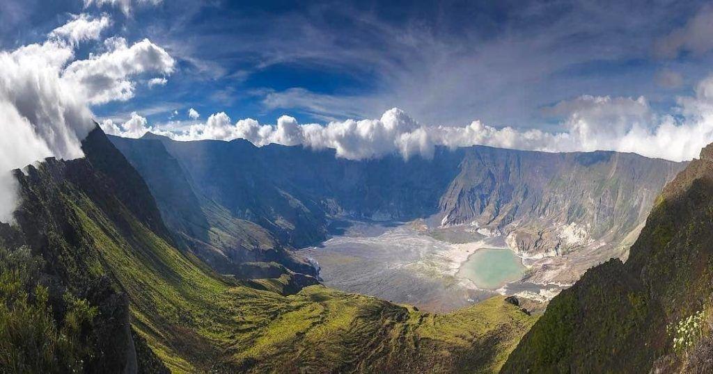 Mount Tambora Sumbawa