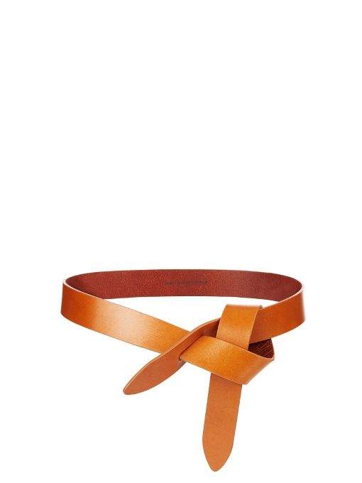 9adb012e2bc Isabel Marant Étoile Lecce leather knot waist belt | Covet in 2019 ...