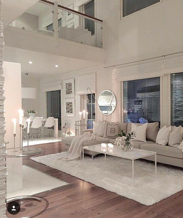 15 Beautiful Living Room Lighting Ideas: Pinterest: Perksofhaili