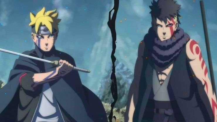 Boruto And Kawaki Karma Boruto Episodes Boruto Boruto Naruto Next Generations