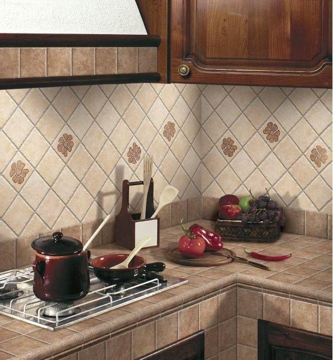 Gallery of top cucina ceramica mattonelle per top cucina ceramica rivestimento cucina vietri - Mattonelle rivestimento cucina ...