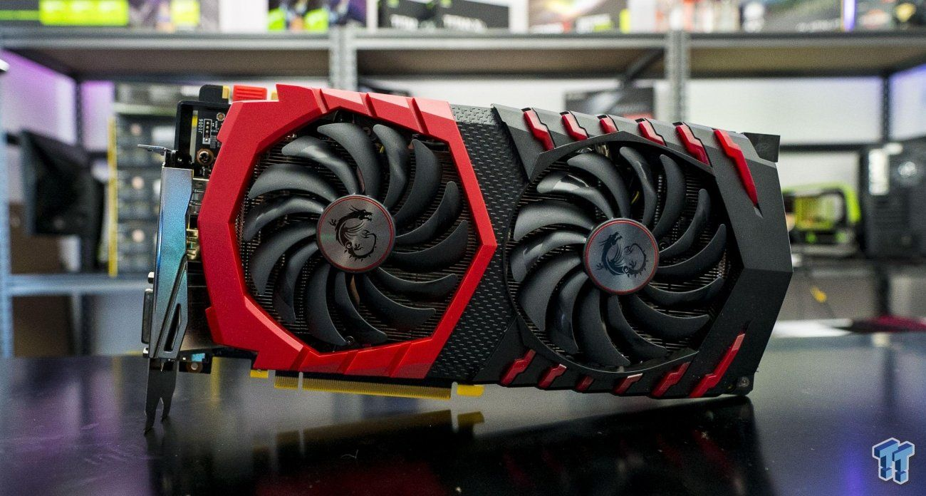 Msi Geforce Gtx 1070 Ti Gaming Graphics Card Review Graphic Card Msi Tech Review