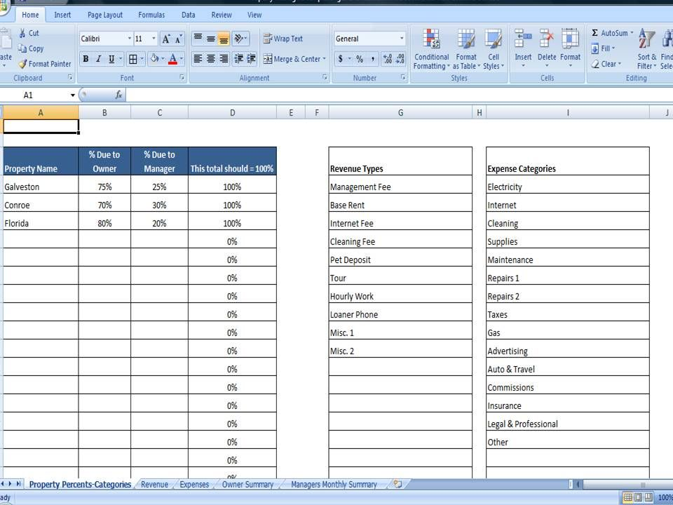 Rent Tracking Spreadsheet Check more at   onlyagameinfo/rent