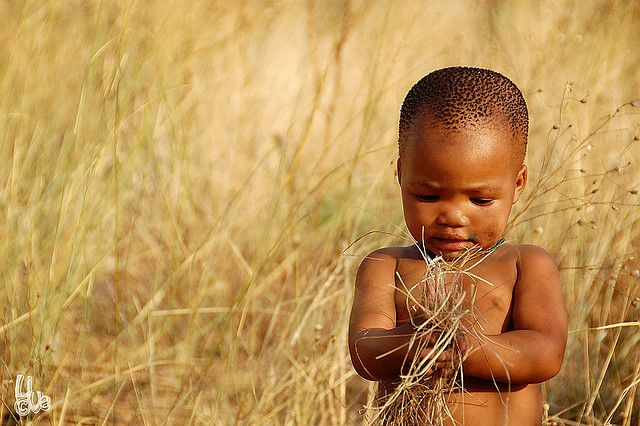 Carini Bambini ~ Ghanzi terra bambini e cuore