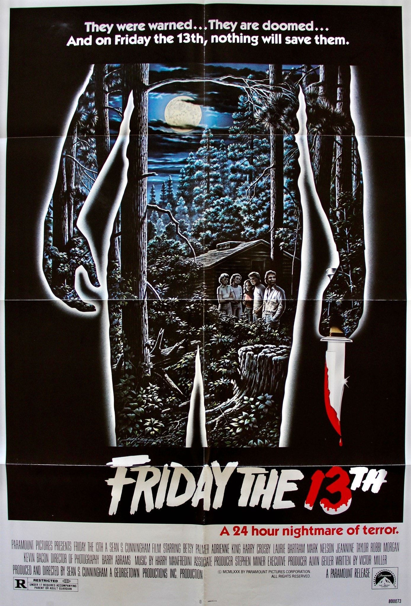 Friday the 13th (1980) | Jason Voorhees in 2019 | Horror ...