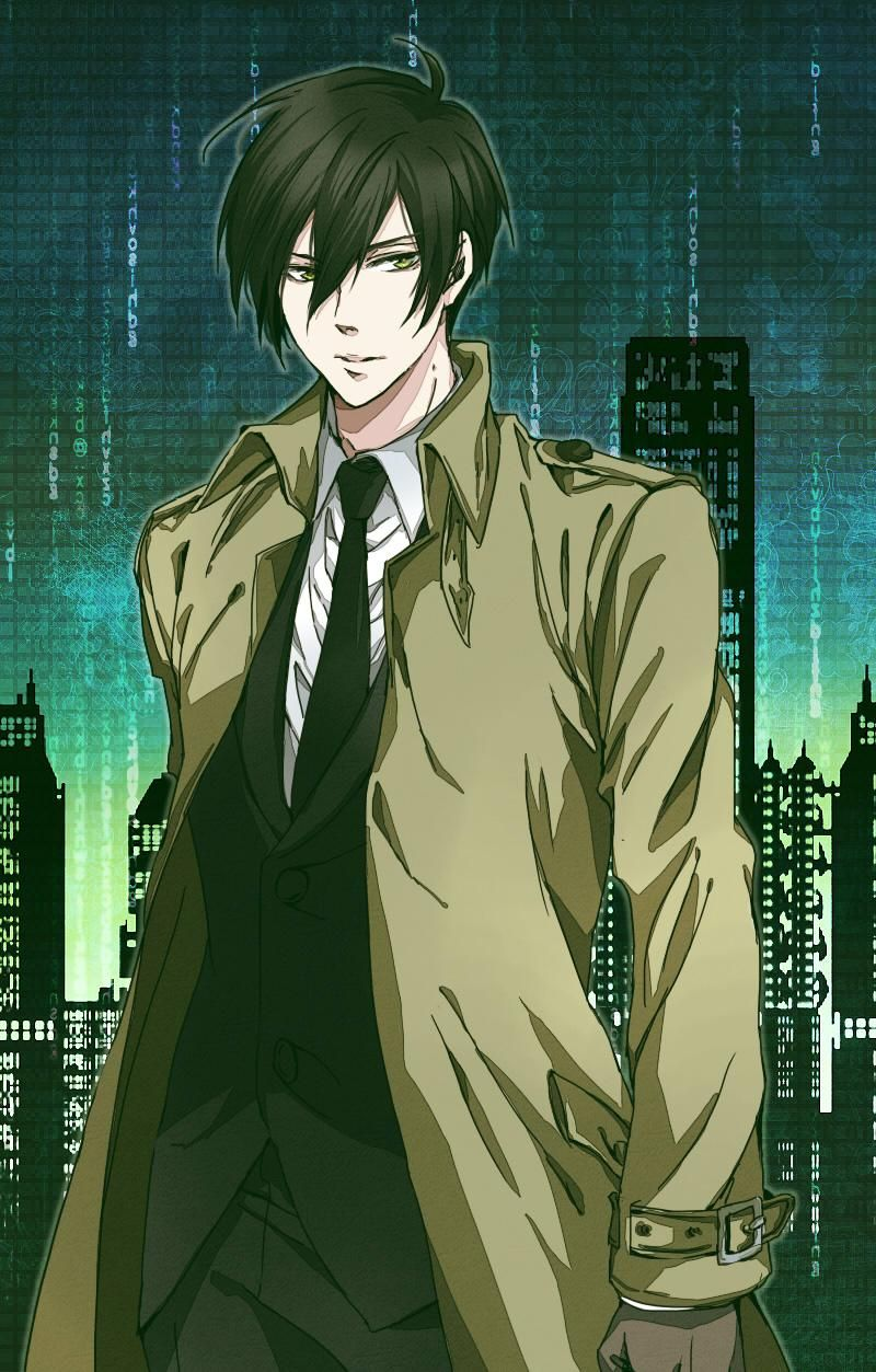 So I recently rewatched psycho pass and I am CRYING