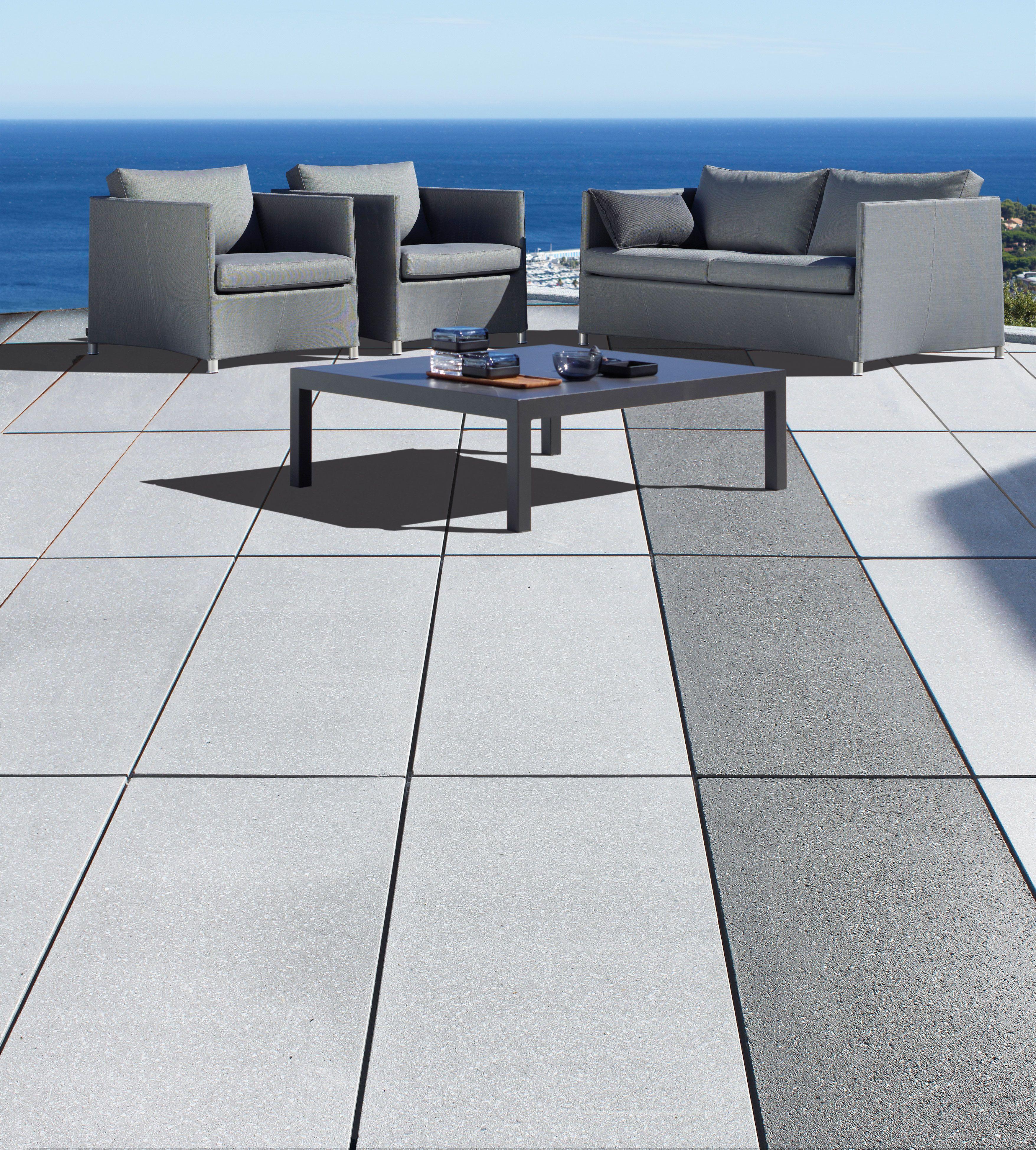 #Häusler #Terrasse Modern, Einfach Zu Reinigen Und Barfußgeeignet Supersoft  Oberfläche   1 Platte