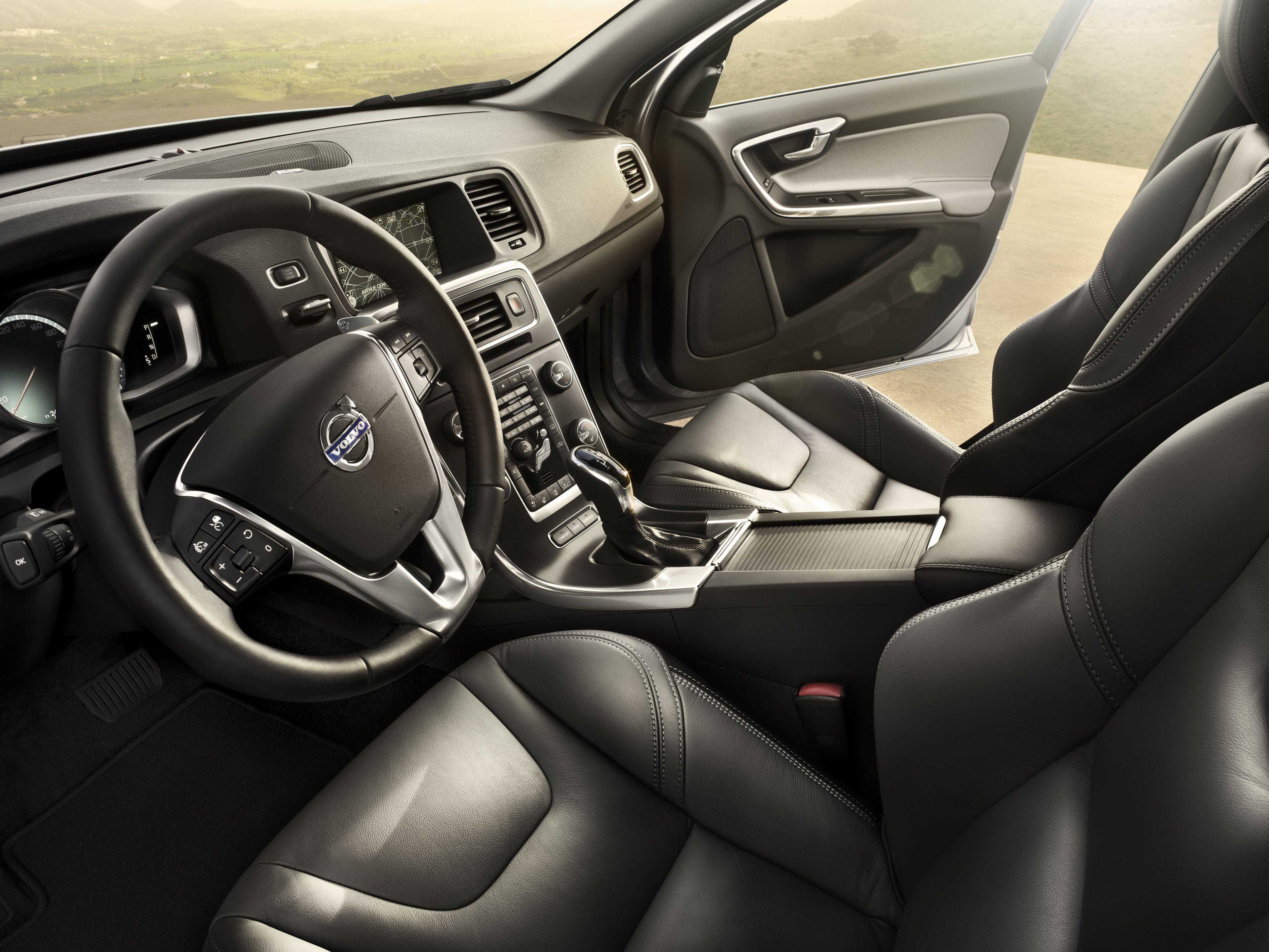 Volvo V60 interieur | Volvo V60 Bouwjaar 2014 | Pinterest