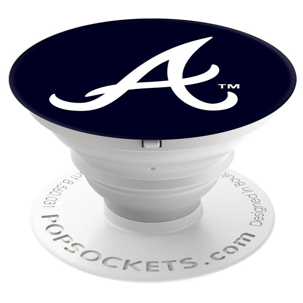 Mlb Atlanta Braves Logo Popsocket Atlanta Braves Logo Atlanta Braves Braves