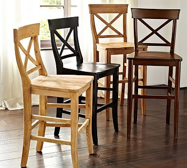 Groovy Aaron Barstool Counter Height Alfresco Brown Finish Wood Camellatalisay Diy Chair Ideas Camellatalisaycom