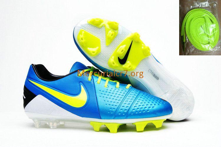 Nike Lebron · CTR360 Maestri III ACC FG Blue Green Black Soccer Cleats e562e181803da