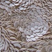 fenella elms - porcelain wall pieces