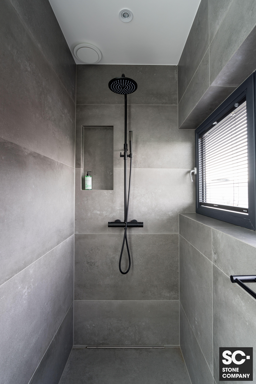 Tegels Den Haag.Deze Mooie Badkamer In Den Haag Heeft Een Industriele Look