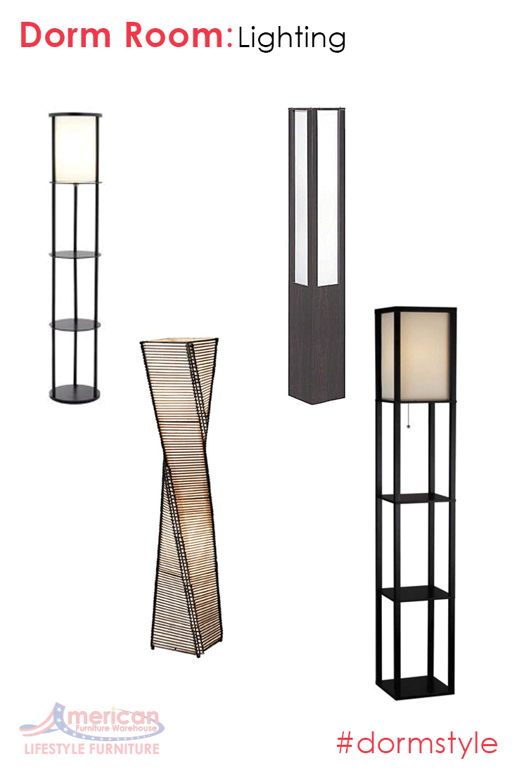 Add A Stylish Floor Lamp To Your Dorm Room To Add Your Personal Style To  Your Part 49
