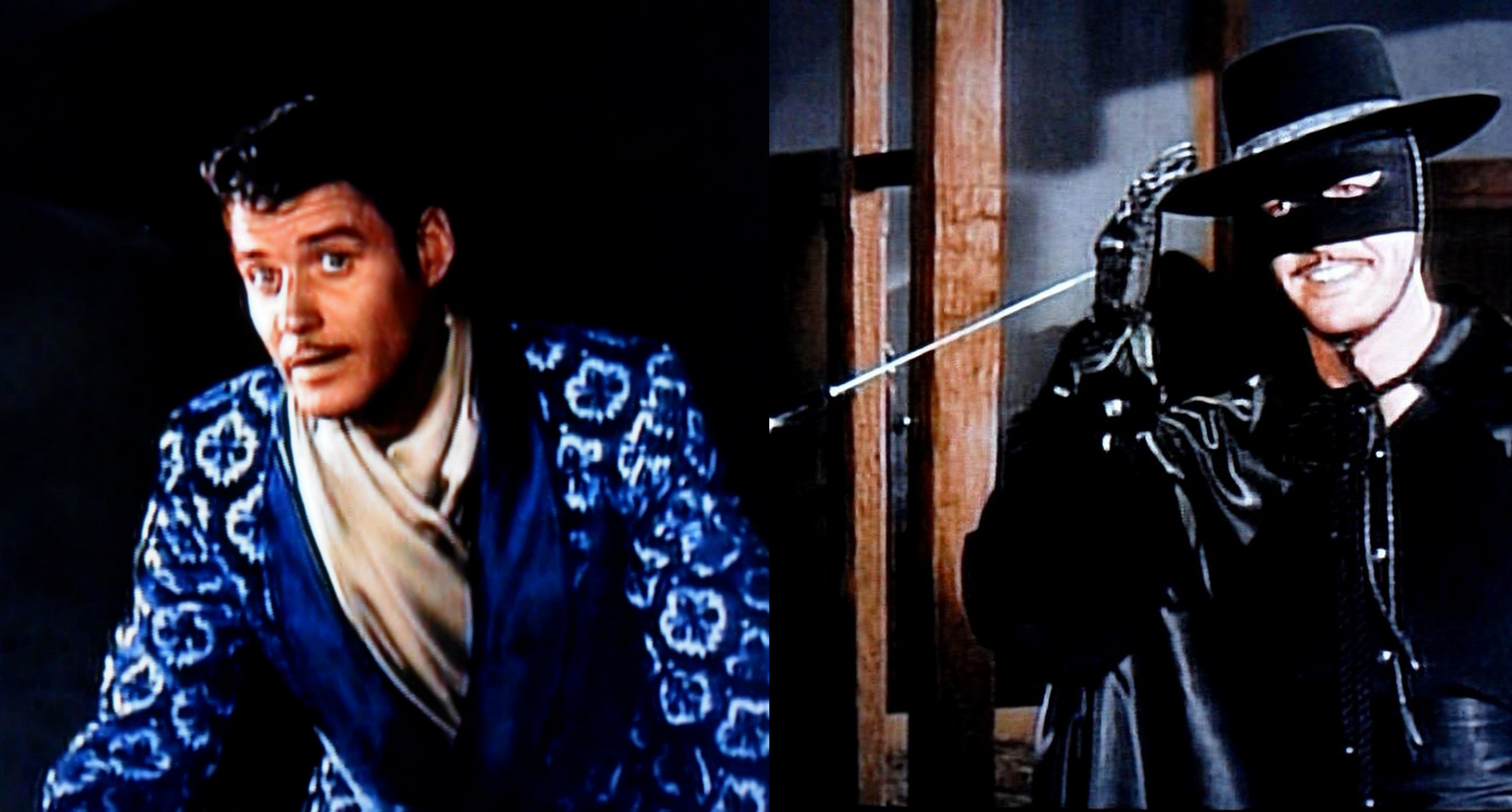 Zorro - Guy Williams | ZORRO | Pinterest - photo#49