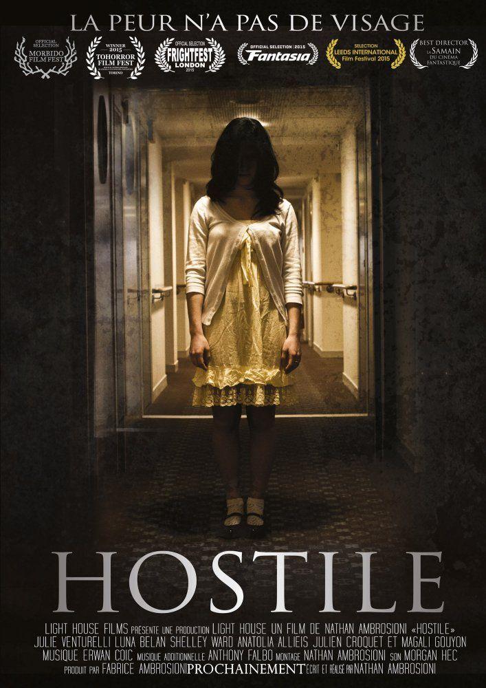 Hostile (2014) IMDb Horror dvd, Strange events, About