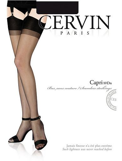 9dfe98be721 CERVIN French Luxury Brand for FF Stockings