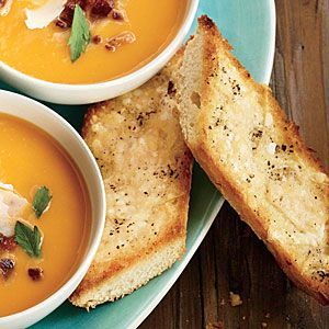 Parmesankäse-Toast |    - Cooking Light Recipes -