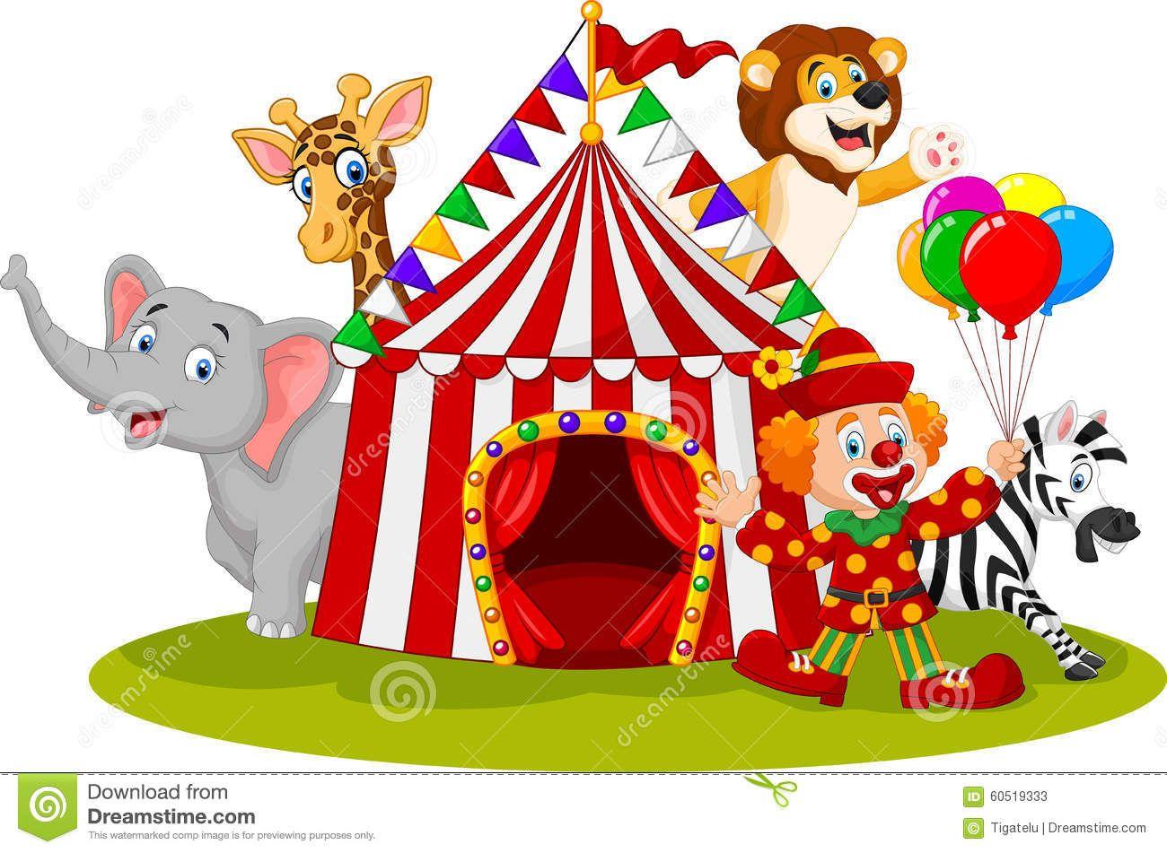Viajando con el Circo \
