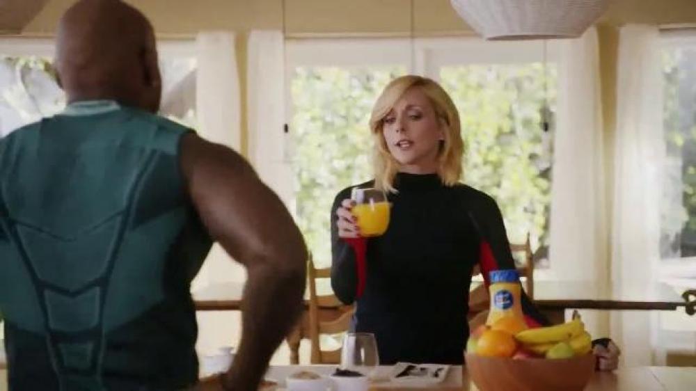 Jane Krakowski Orange Juice Commercial       Calcium TV
