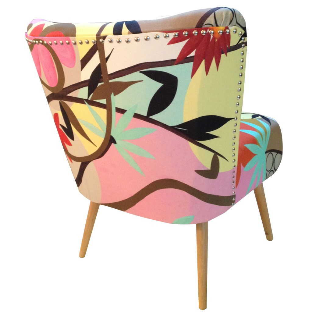 Fauteuil Cocktail Pop Ann 233 Es 60 Deco Vintage En 2019