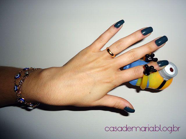Esmalte Beauty Color Sabrina Sato Sushi www.blogcasademaria.com.br