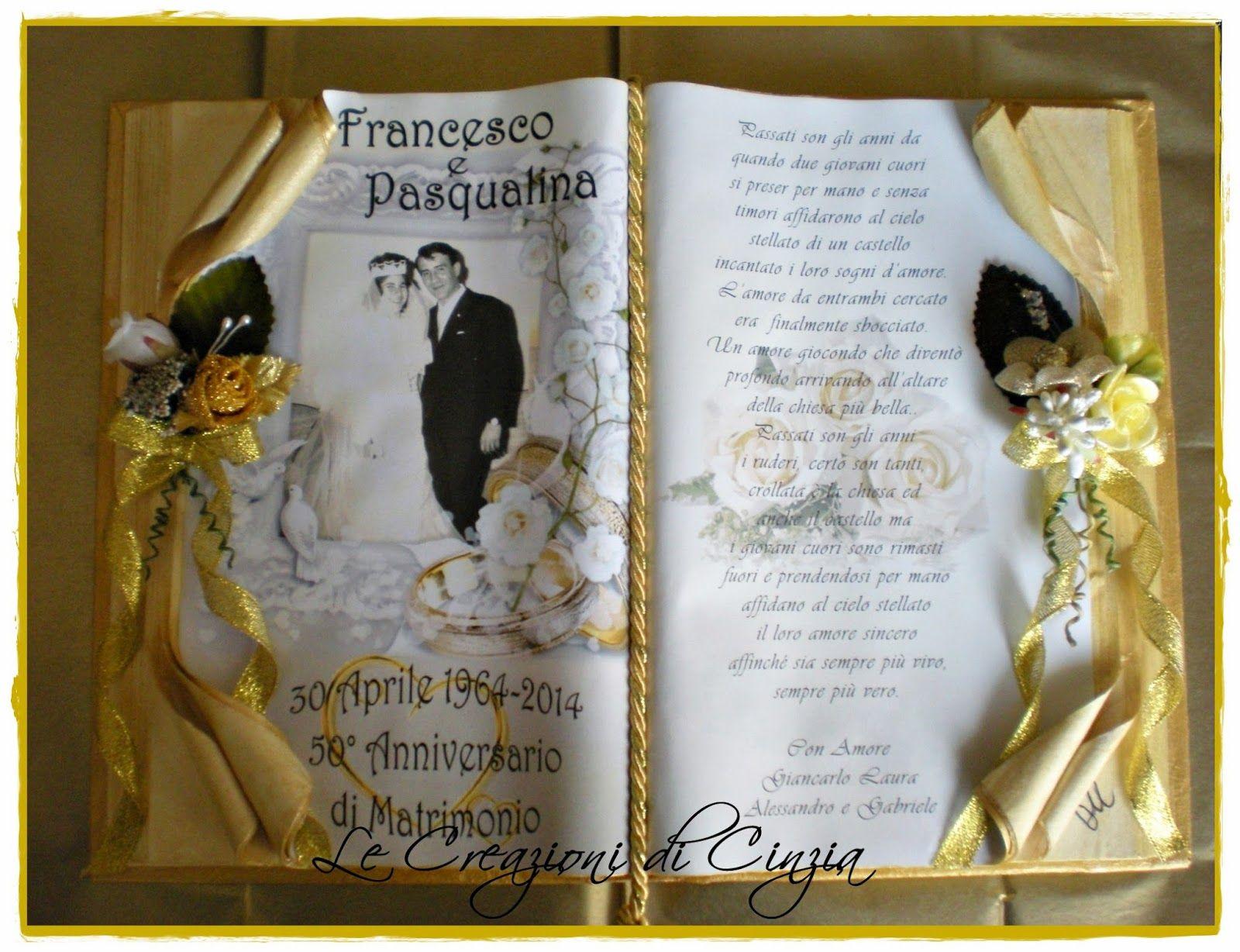Anniversario Di Matrimonio Torino.Le Mie Creazioni Nozze D Oro A Torino Nozze D Oro Nozze E