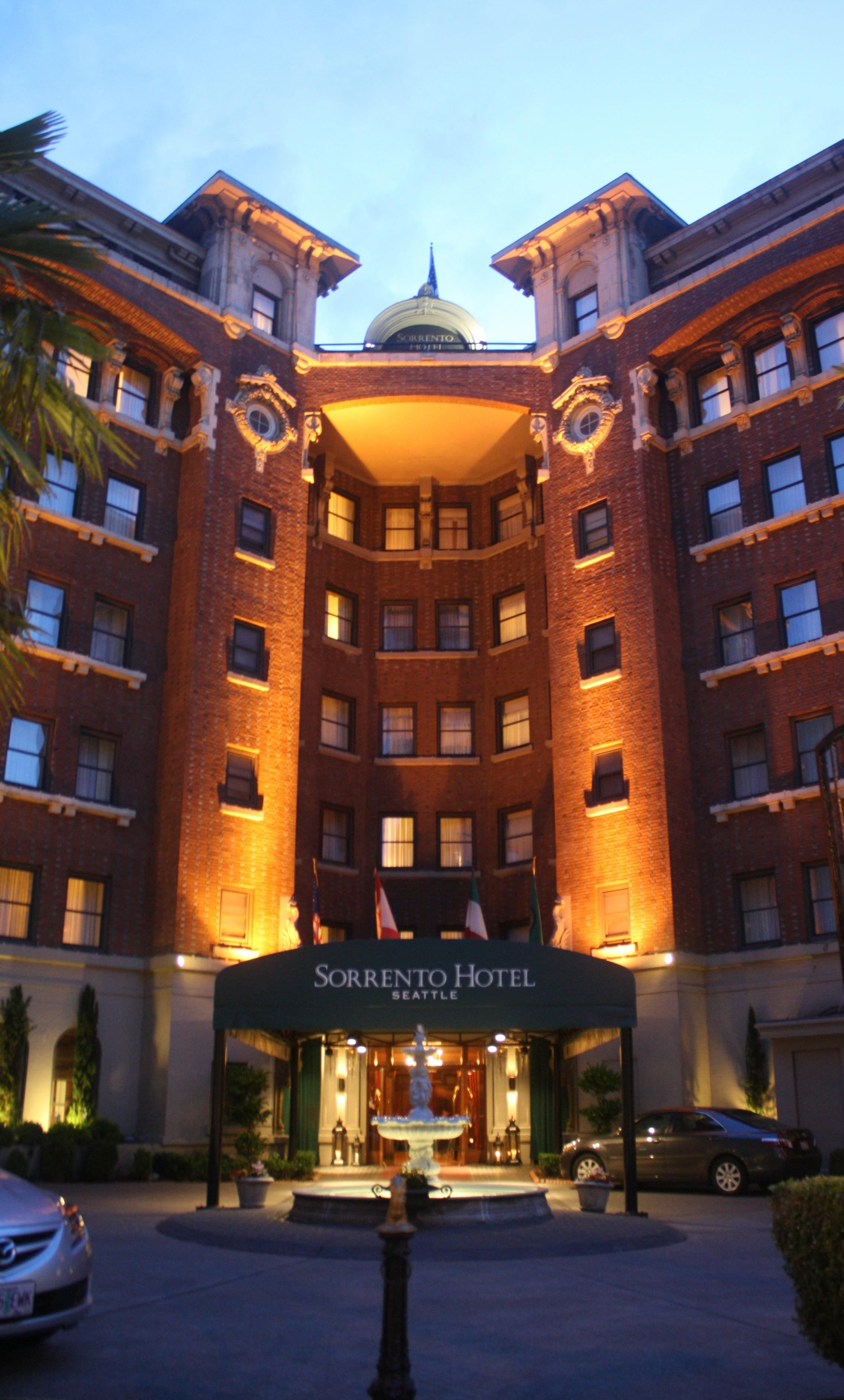 Gracing Downtown With Its Breathtaking Italianate Architecture For A Century The Soro Is An Oasis Of Luxury And One Seattle S Most Recognized