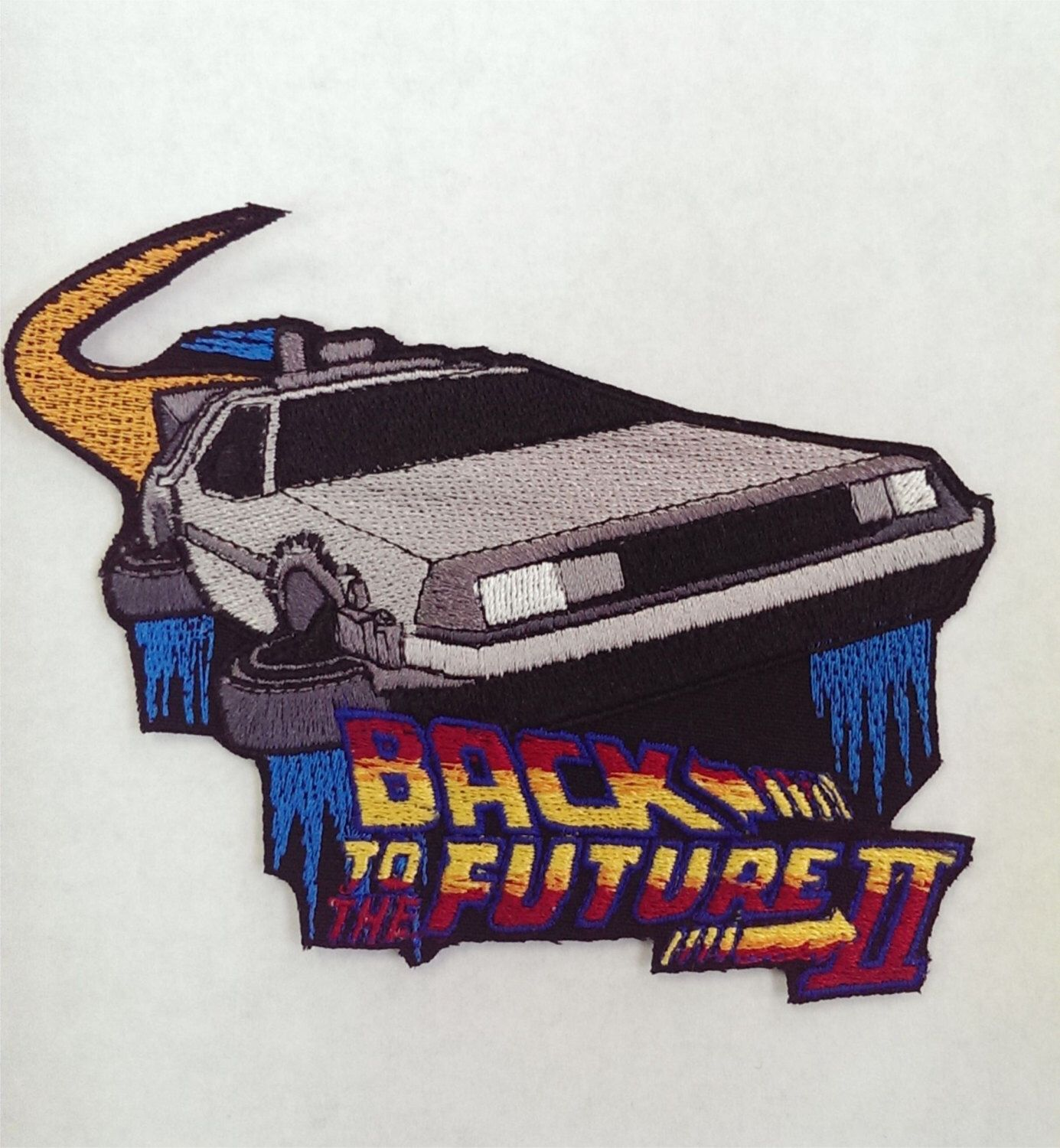 Reproductions Back to the Future Outatime License Plate Enamel Collector Pin Entertainment Memorabilia