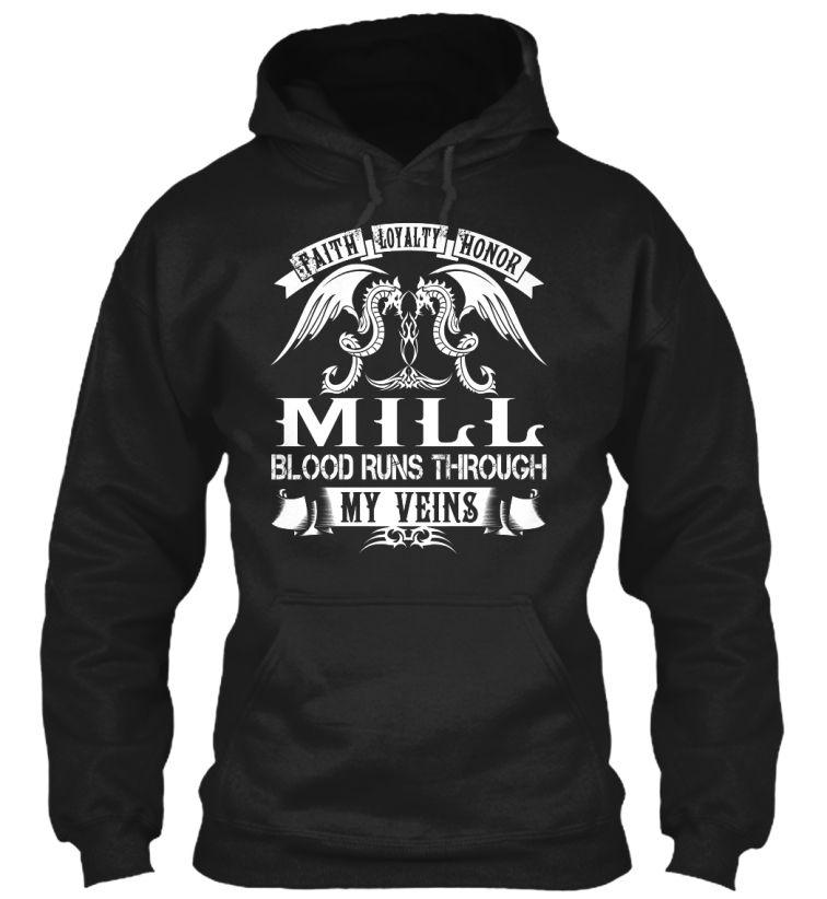 MILL Blood Runs Through My Veins #Mill