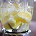 When life gives you lemons (come on, we had to)…you make blender lemonade. But here's the genius part: You need onlyonelemon, not 12, to mix your drink. Dump the whole ...