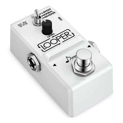 Donner Tiny Looper Guitar Effect Pedal 10 minutes of Looping 3 Modes #guitarpedals