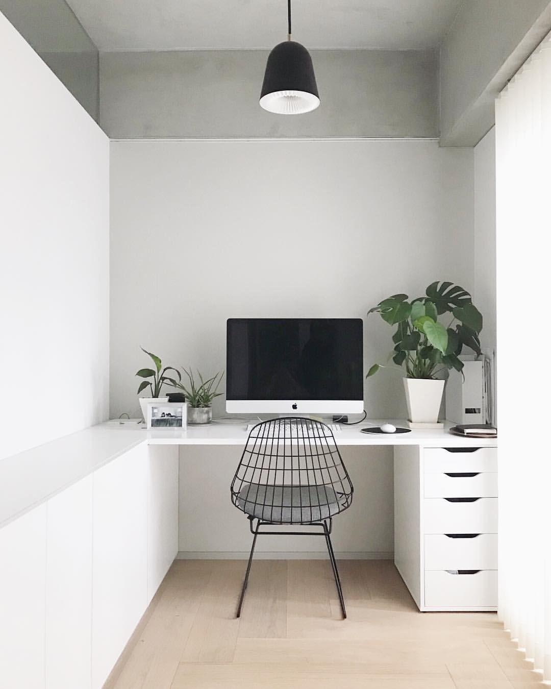 minimalistic workspace connox beunique(画像あり) インテリア