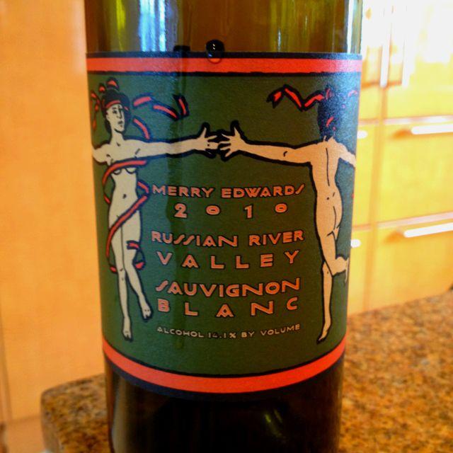 2010 Merry Edwards Russian River Valley Sauvignon Blanc #wine