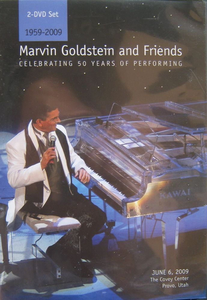 Marvin Goldstein and Friends Celebrating 50 Years of Performing DVD