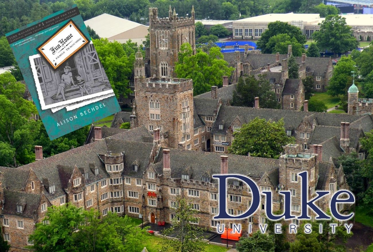 Duke University Chooses Lesbian Fiction to be Among Freshmen Summer